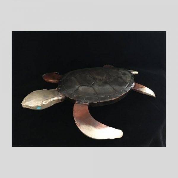 Sea Turtle by Jorge España